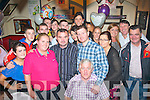 Twins Anthony&Elaine Morrison,Connolly Pk,Tralee(front 2nd&3rd from the Lt)had a great night celebrating their 3oth birthday in Turners bar,Castle St,Tralee last Friday night along with many friends and family.