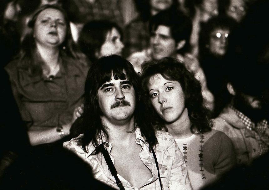 The Who, Chicago Stadium, 1975
