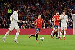 Spain's Thiago Alcantara during UEFA Nations League 2019 match between Spain and England at Benito Villamarin stadium in Sevilla, Spain. October 15, 2018. (ALTERPHOTOS/A. Perez Meca)