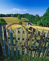 Finley Hensley home, Hensley Settlement, Cumberland Gap National Historic Park, Kentucky
