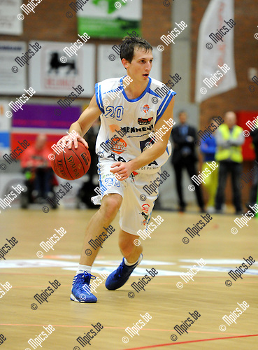 2013-12-08 / Basketbal / seizoen 2013-2014 / Kangoeroes - Pepinster / Stefan Zivanovic (Kangoeroes)<br />