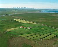 Harrastaðir séð til vesturs, Miðdalahreppur / Harrastadir viewing west, Middalahreppur