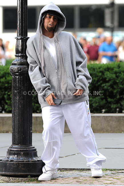 WWW.ACEPIXS.COM . . . . . ....June 29 2009, New York City....Singer Mariah Carey on the set of her new music video near the Plaza Hotel on June 29 2009 in New York City ....Please byline: KRISTIN CALLAHAN - ACEPIXS.COM.. . . . . . ..Ace Pictures, Inc:  ..tel: (212) 243 8787 or (646) 769 0430..e-mail: info@acepixs.com..web: http://www.acepixs.com