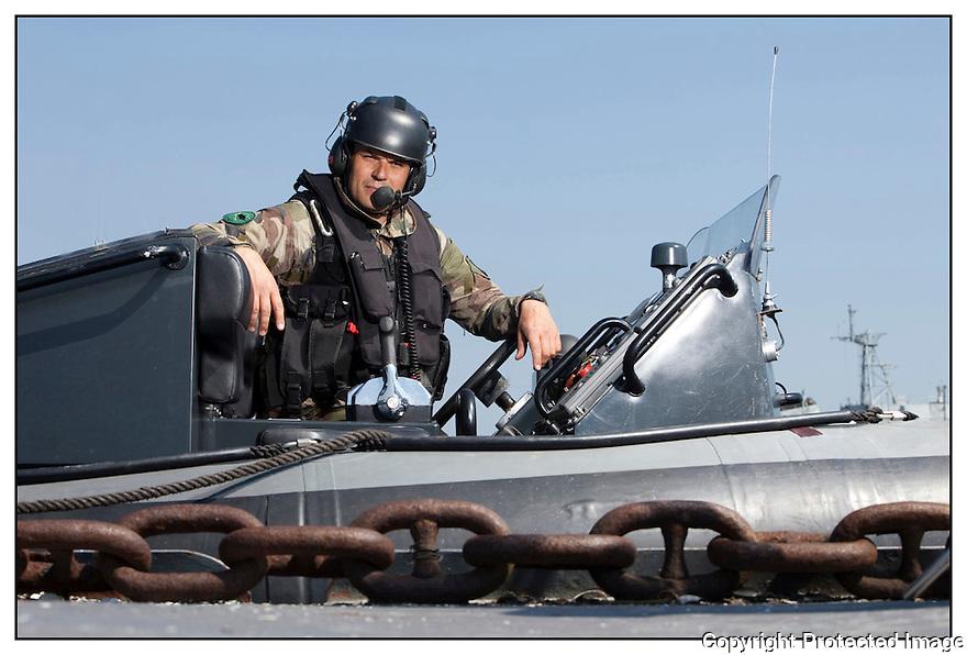Lorient<br /> Commando Marine