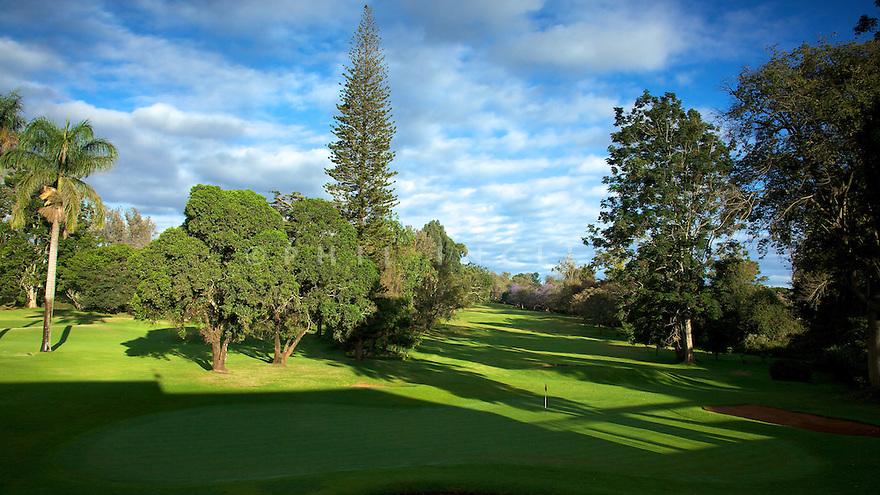Muthaiga Golf Club, Nairobi, Kenya. Picture Credit / Phil Inglis