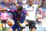 Futbol 2016 Clausura UChile vs Colo Colo