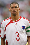 10 June 2007: Cuba's Yenier Marquez. The Panama and Cuba Men's National Teams tied 2-2 at Giants Stadium in East Rutherford, New Jersey in a first round game in the 2007 CONCACAF Gold Cup.