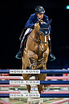 Olivier Robert of France riding Tempo de Paban competes in the Maserati Masters Power during the Longines Masters of Hong Kong at AsiaWorld-Expo on 10 February 2018, in Hong Kong, Hong Kong. Photo by Ian Walton / Power Sport Images