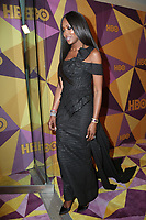 BEVERLY HILLS, CA - JANUARY 7: Naomi Campbell at the HBO Golden Globes After Party at the Beverly Hilton in Beverly Hills, California on January 7, 2018. <br /> CAP/MPI/FS<br /> &copy;FS/MPI/Capital Pictures