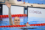 Oliver Hynd (GBR), <br /> SEPTEMBER 8, 2016 - Swimming : <br /> Men's 400m Freestyle S8 Final  <br /> at Olympic Aquatics Stadium<br /> during the Rio 2016 Paralympic Games in Rio de Janeiro, Brazil.<br /> (Photo by AFLO SPORT)