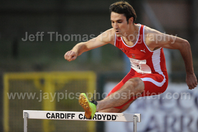 The Welsh International 2013 athletics event at the Cardiff International Sports Stadium Wednesday 31st July 2013. All pictures are the copyright of Jeff Thomas Photography. All restrictions apply to the use of images without the authorisation of the owner.