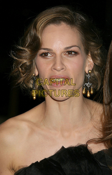 "HILARY SWANK.""P.S. I Love You"" Los Angeles Premiere at Grauman's Chinese Theatre, Hollywood, California, USA,.9 December 2007..portrait headshot funny.CAP/ADM/RE.©Russ Elliott/AdMedia/Capital Pictures."