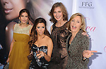 HOLLYWOOD, CA. - April 27: Teri Hatcher, Eva Longoria Parker, Brenda Strong and Felicity Huffman arrive at her Fragrance Launch Event at Beso on April 27, 2010 in Hollywood, California.