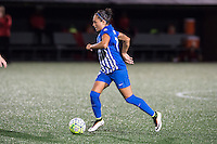 Allston, MA - Saturday Sept. 24, 2016: Kyah Simon during a regular season National Women's Soccer League (NWSL) match between the Boston Breakers and the Western New York Flash at Jordan Field.