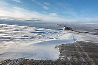 James Dalton highway, Brooks range, Arctic, Alaska.