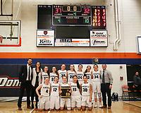 Girls Varsity Basketball 2/14/2020