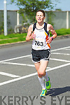 Caitriona Barry pictured at the Rose of Tralee International 10k Race in Tralee on Sunday.