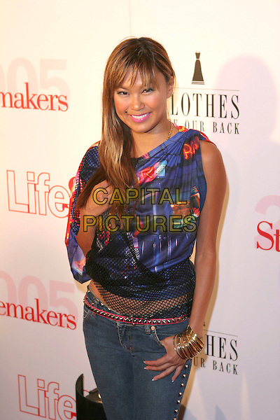 ELLE HAM.Attends Life & Style Magazine Presents Stylemakers 2005 held at the Monmartre Lounge, Hollywood, California. USA, 26 May 2005. .half length.Ref: ADM.www.capitalpictures.com.sales@capitalpictures.com.©Zach Lipp /AdMedia/Capital Pictures.