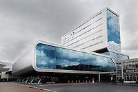 Amsterdam- Het Elicium Centre is het jongste gebouw van Amsterdam RAI