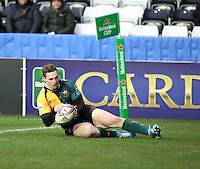 140112 Ospreys v Northampton Saints