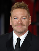 Kenneth Brannagh<br /> at the &quot;Murder on the Orient Express&quot; premiere held at the Royal Albert Hall, London<br /> <br /> <br /> &copy;Ash Knotek  D3344  03/11/2017