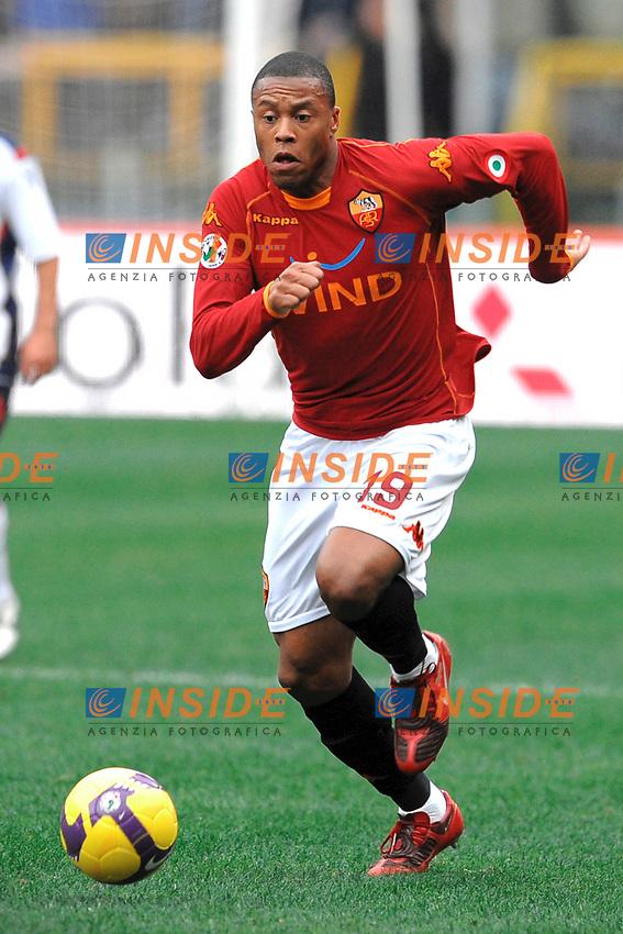 Julio Baptista (Roma)<br /> Roma 14/12/2008 Stadio &quot;Olimpico&quot; <br /> Campionato Italiano Serie A 2008/2009<br /> Roma Cagliari (3-2)<br /> Foto Andrea Staccioli Insidefoto