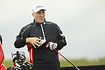 Phillip Price pulls out the driver on the 2nd tee during the first round of the ISPS Handa Wales Open 2012....31.05.12.©Steve Pope