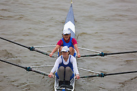 Crew: 463  BBL-BROADHURST  Barnes Bridge Ladies Rowing Club  W MasE 2x Club<br /> <br /> Pairs Head 2018<br /> <br /> To purchase this photo, or to see pricing information for Prints and Downloads, click the blue 'Add to Cart' button at the top-right of the page.