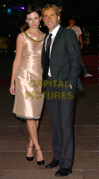 "EMILY MORTIMER.arrivals at ""Goal!"" film premiere.Odean cinema, Leicester Square.London 15 September 2005.Ref: CAN.full length.Leicesterewww.capitalpictures.com.sales@capitalpictures.com.©Capital Pictures"