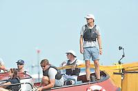 ZEILEN: LEMMER: 19-08-2016, IFKS Skûtsjesilen, ©foto Martin de Jong