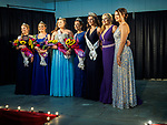 The young women of the Miss Amador Scholarship Pageant at the 79th Amador County Fair, Plymouth, Calif.<br /> <br /> <br /> #AmadorCountyFair, #PlymouthCalifornia,<br /> #TourAmador, #VisitAmador,