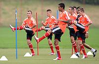 FUSSBALL  1. BUNDESLIGA   SAISON  2012/2013  03.07.2012 Trainingsauftakt beim FC Bayern Muenchen  Xherdan Shaqiri (FC Bayern Muenchen)