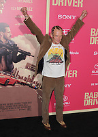 "14 June 2017 - Los Angeles, California - Flea. Los Angeles Premiere of ""Baby Driver"" held at the Ace Hotel Downtown in Los Angeles. Photo Credit: Birdie Thompson/AdMedia"