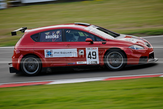 Stephen Brooks - Zest Racecar Engineering SEAT Leon Supercopa