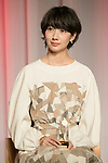 Japan's Best Dresser Awards winner Haru attends the 46th Awards ceremony on November 29, 2017, Tokyo, Japan. This year five people received the award for being fashion and lifestyle leaders in their fields. (Photo by Rodrigo Reyes Marin/AFLO)