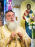60th anniversary of the consecration of St. John the Baptist Serbian Orthodox Cathedral, San Francisco, Calif.<br /> <br /> Bishop Longin