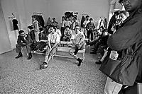 Servizio militare obbligatorio, i tre giorni della visita di leva, distretto militare di Como 1992