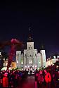 Christmas Caroling in Jackson Square