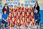 St Josephs TK Abbeyfeale/Duagh  under 12 girls basketball team who played St Pauls Killarney. On Sunday in Cumann Ioseaf Gym, Chole Horan, Aislinn O'Connell, Ellen Stack, Tina Mangan, Grainne Sheehy, Aisling McCarthy, Josephine Lyons, Clodagh Roche, Laura Broderick, Ciara Houlihan, Andrea Collins, Kylie Walsh, Charlotte Collins, Eda Mangan, Kerry Ann Finucane, Kelsey Gallaher, Coaches Anne Scanlon, Bridget O'Connell, Student garda Ciara Grogan and student garda Elaine Cusack..........