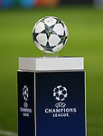 The Champions League ball during the Champions League group B match at the King Power Stadium, Leicester. Picture date November 22nd, 2016 Pic David Klein/Sportimage