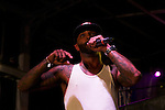 Joe Budden Performs at the 8th Annual Rock The Bells Held on Governors Island, NY 9/3/11