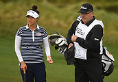 29th September 2017, Windross Farm, Auckland, New Zealand; LPGA McKayson NZ Womens Open, second;  USA's Annie Park