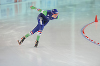 SPEED SKATING: STAVANGER: Sørmarka Arena, 31-01-2016, ISU World Cup, 1000m Ladies Division B, Janine Smit (NED), ©photo Martin de Jong