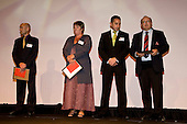 Club Award finalists Pakuranga Athletics, Sunset Coast Waiuku BMX Club & Ardmore Marist Rugby & Sports Club. Counties Manukau Sport 17th annual Sporting Excellence Awards held at the Telstra Clear Pacific Events Centre, Manukau City, on November 27th 2008.