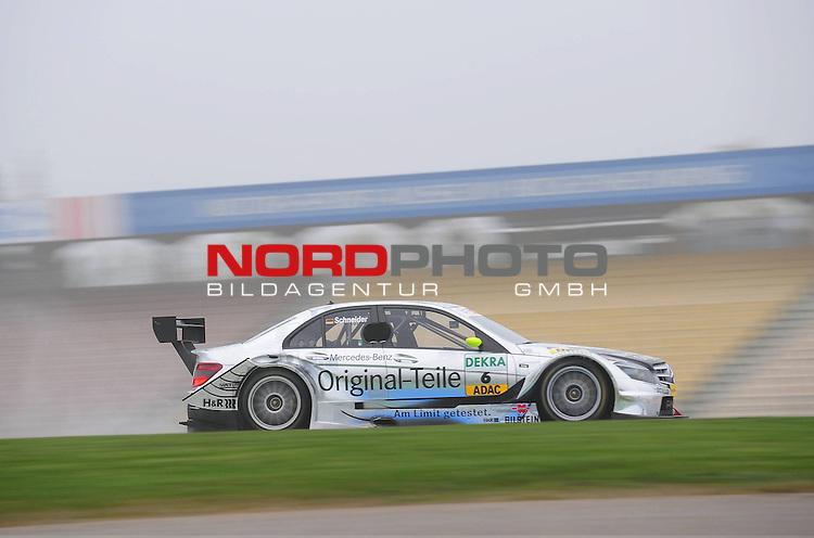 Bernd Schneider (GER), Team HWA AMG Mercedes, AMG Mercedes C-Klasse                                                                                                            Foto © nph (nordphoto)