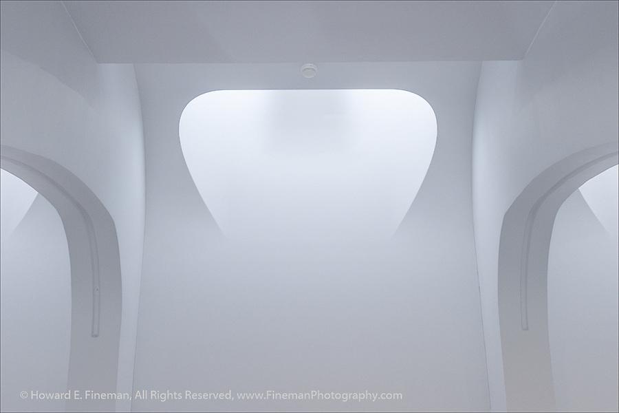 Musings On Calatrava Design 4, Milwaukee Art Museum
