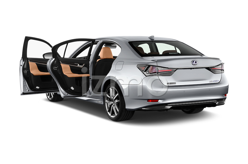 Car images of 2016 Lexus GS F-Sport-RWD 4 Door Sedan Doors