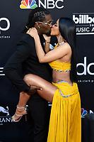 LAS VEGAS, NV - MAY 1: Offset and Cardi B at the 2019 Billboard Music Awards at the MGM Grand Garden Arena in Las Vegas, Nevada on May 1, 2019. Credit: Damairs Carter/MediaPunch
