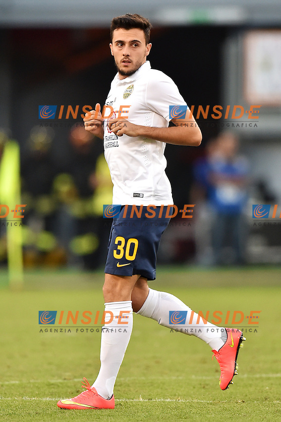 Gustavo Campanharo Verona <br /> Roma 27-09-2014 Stadio Olimpico, Football Calcio Serie A AS Roma - Hellas Verona. Foto Andrea Staccioli / Insidefoto