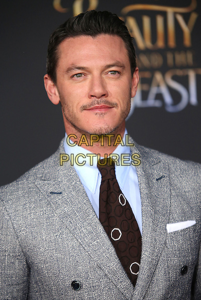 02 March 2017 - Hollywood, California - Luke Evans. Disney's &quot;Beauty and the Beast' World Premiere held at El Capitan Theatre.   <br /> CAP/ADM/FS<br /> &copy;FS/ADM/Capital Pictures
